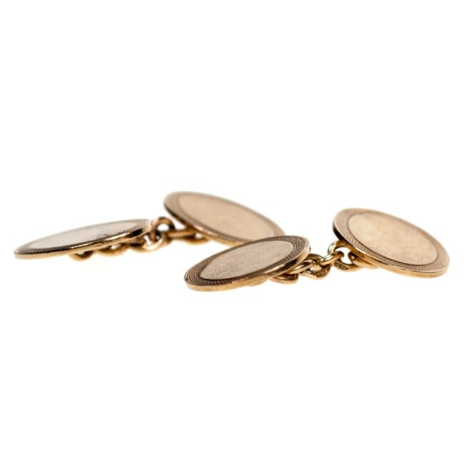 Gold Cufflinks 0873SY Image1
