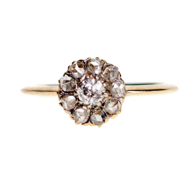 Diamond, Gold Ring 1835GM Image1