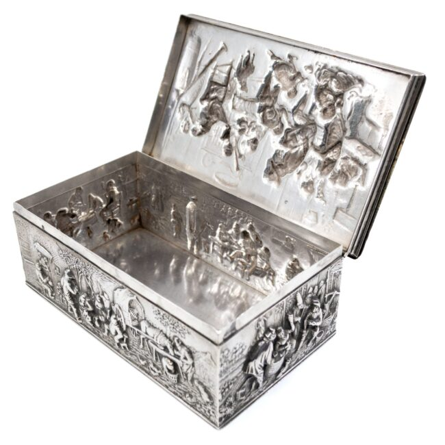 Dutch Silver Box 2630LS Image2