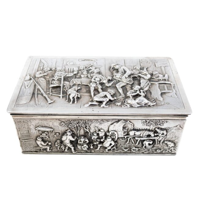 Dutch Silver Box 2630LS Image1