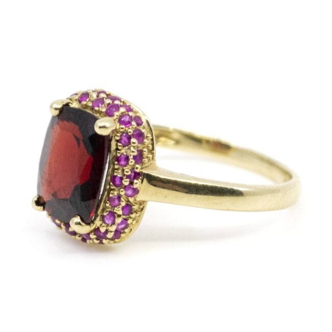 Garnet, Ruby, Ring 1317SY Image2