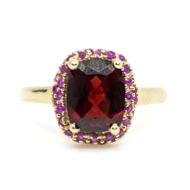 Garnet, Ruby, Ring 1317SY Image1