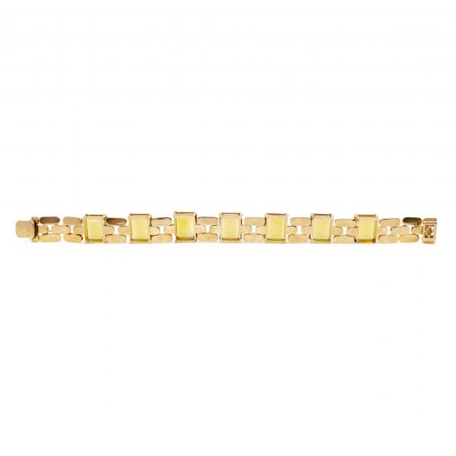 Citrine, Gold Bracelet 2202GM Image5