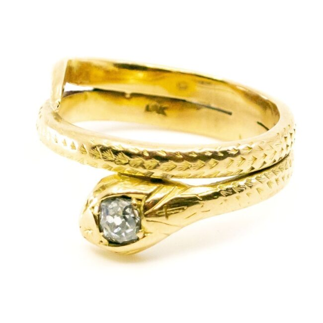 Diamond, Gold Ring 2085GM Image3
