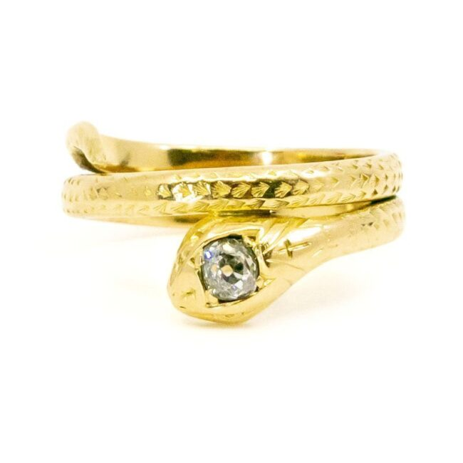 Diamond, Gold Ring 2085GM Image1