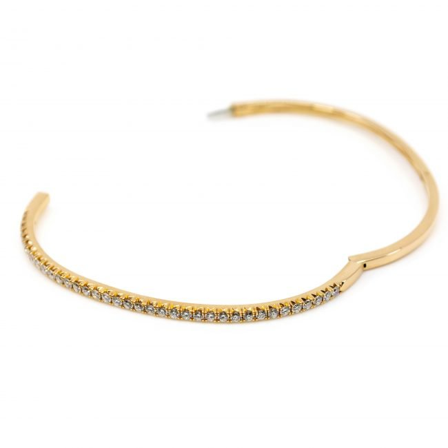 Diamond, Gold Bracelet 6366LA Image2