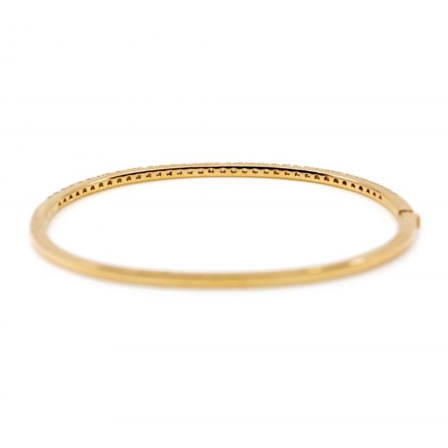 Diamond, Gold Bracelet 6366LA Image4