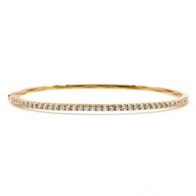 Diamond, Gold Bracelet 6366LA Image1