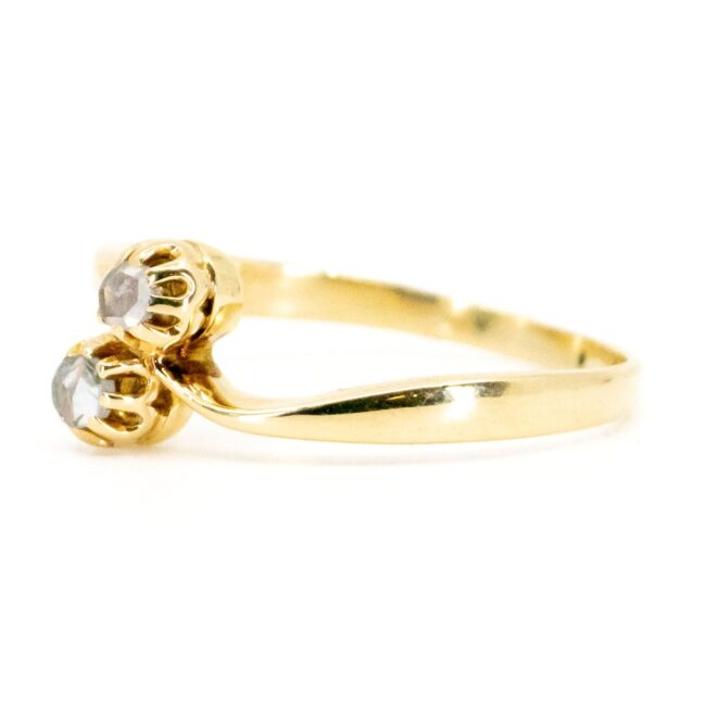 Diamond, Gold, Ring 7254LA Image2