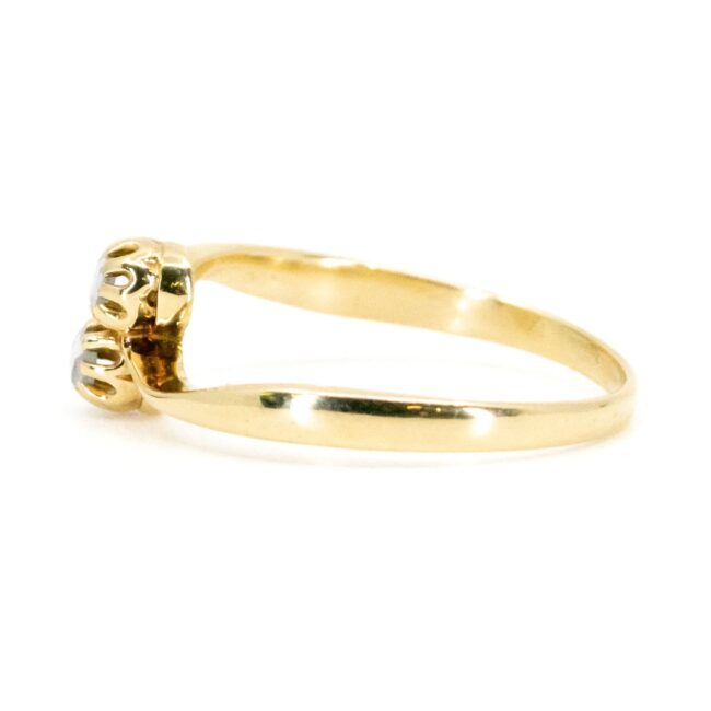 Diamond, Gold, Ring 7254LA Image3
