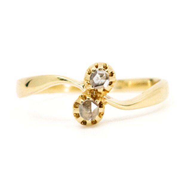 Diamond, Gold, Ring 7254LA Image1