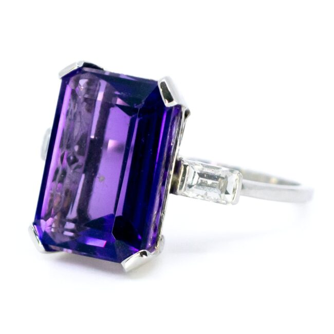 Amethyst, bwpg, Diamond, Ring 2336GM Image2