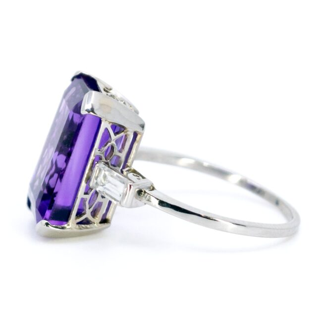 Amethyst, bwpg, Diamond, Ring 2336GM Image3