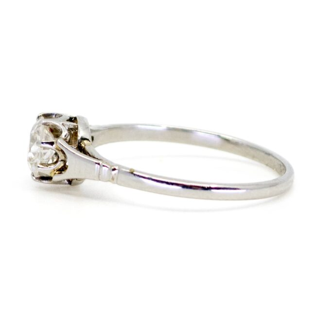 Diamond, Platinum Ring 0431RM Image3