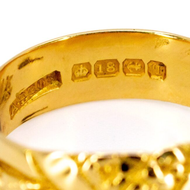 Gold Ring 1423SY Image3