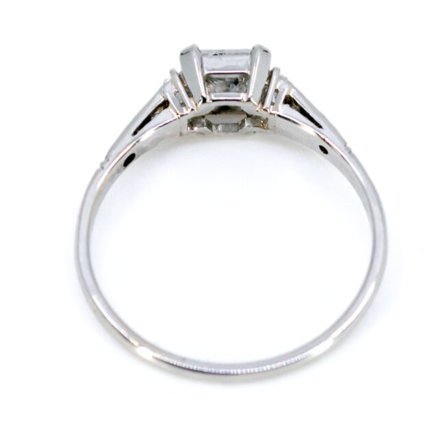 Diamond, Platinum Ring 5032AP Image4