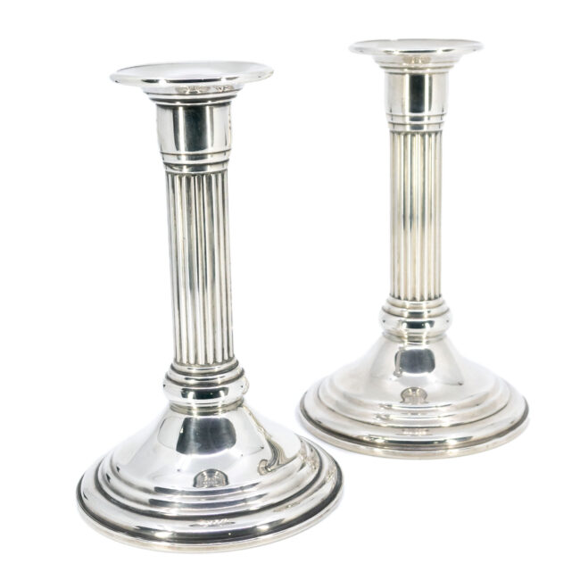 Silver, Candlesticks 1144LS Image2