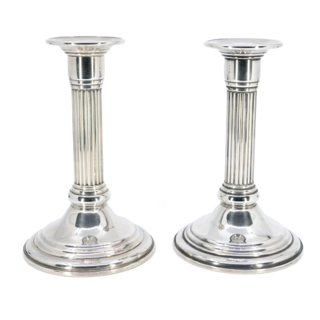 Silver, Candlesticks 1144LS Image1