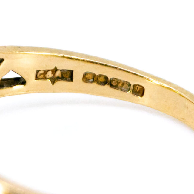 Gold Ring 1412SY Image5