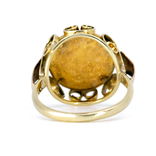 Gold, 14ct Ring 7006CN Image5