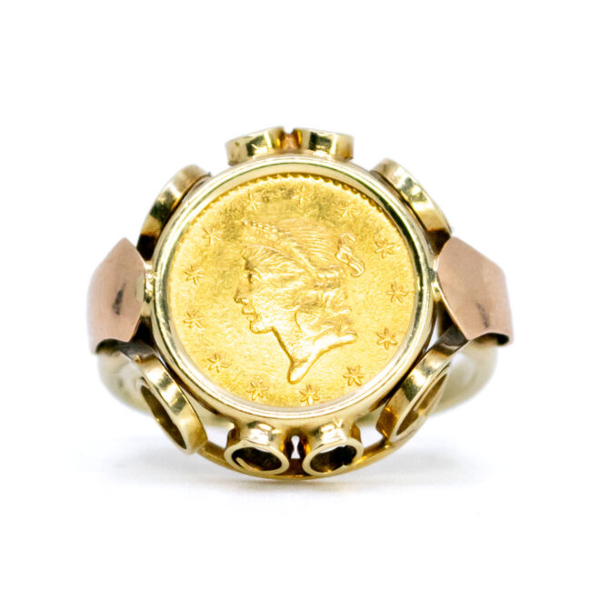 Gold, 14ct Ring 7006CN Image1