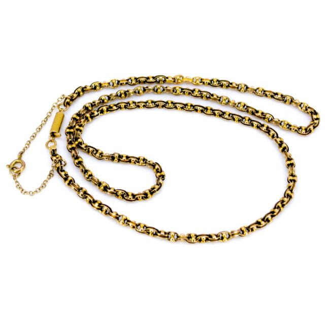 15ct, Necklace 4071-0312 Image3