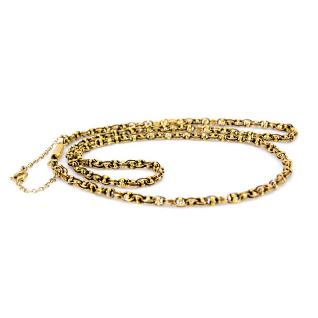 15ct, Necklace 4071-0312 Image1