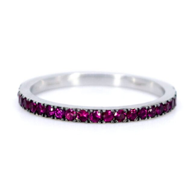 Ruby, Gold Ring 9998-0152 Image1