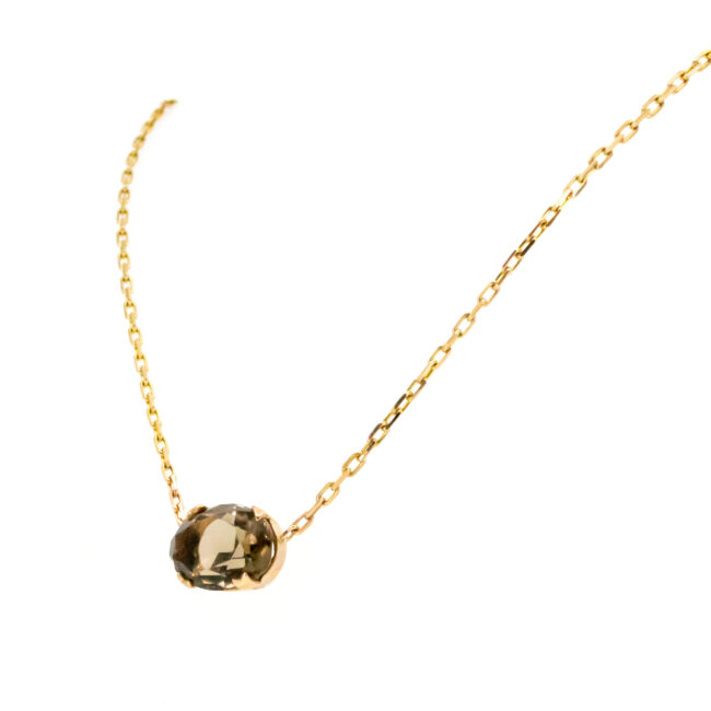 Quartz, 9ct Necklace 12666-6295 Image3